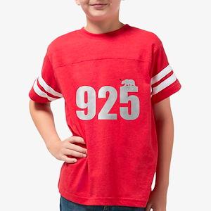 Area Code Kids Football Tshirts CafePress - Area code 925