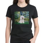 Bridge & Bichon Women's Dark T-Shirt