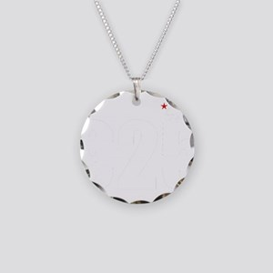 Area Code 925 Necklace Circle Charm
