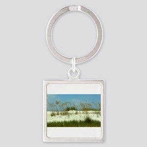 Sea Oats Keychains