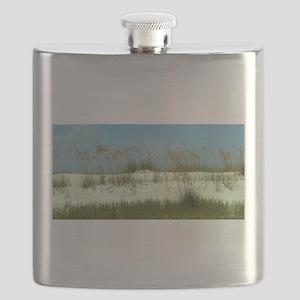 Sea Oats Flask