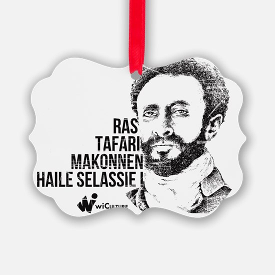 Haile Selassie I Ornament