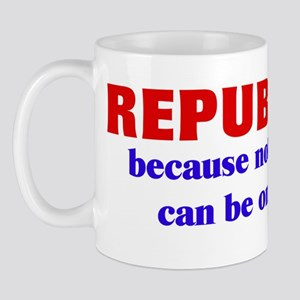 Republican Welfare Mug
