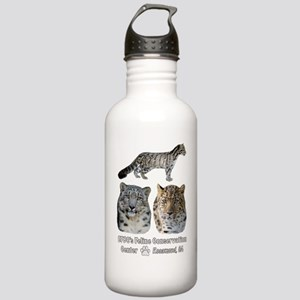 Leopards Stainless Water Bottle 1.0L