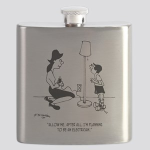 Planning to be an Electrician Flask