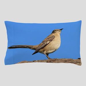 Mockingbird Profile Pillow Case