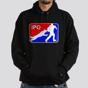 IPO Red White and Blue Hoodie