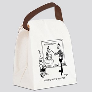 Creationism Biology Canvas Lunch Bag