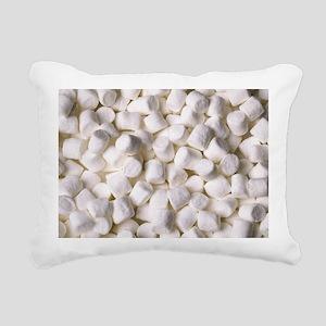 marshallows Rectangular Canvas Pillow
