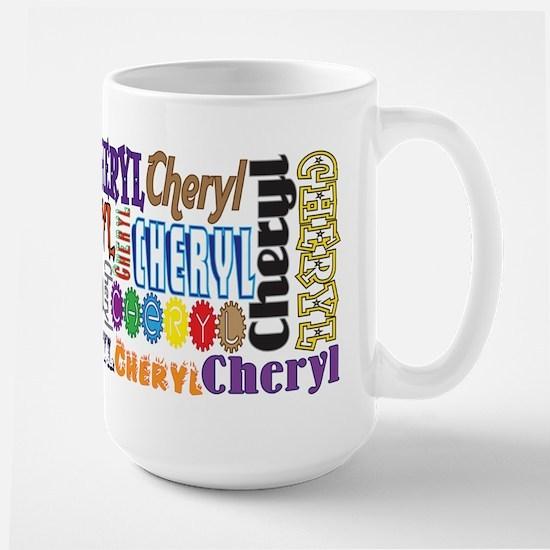 Cheryl Mugs