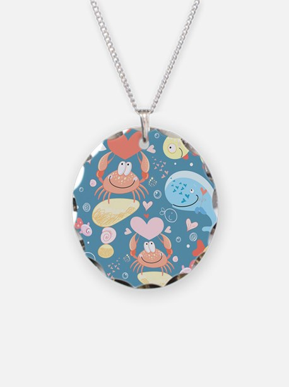Cute Sea Life Necklace