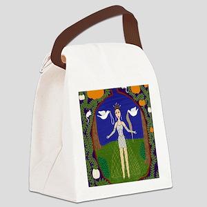 Cinderella (FairyTale Fashion #2) Canvas Lunch Bag