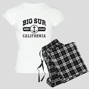 Big Sur CA Women's Light Pajamas