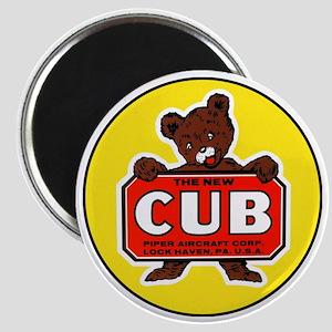 Piper Cub Magnet