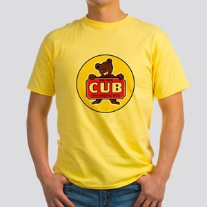 Piper Cub Yellow T-Shirt