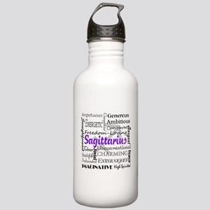 Sagittarius Water Bottle