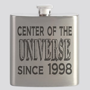 Center of the Universe Since 1998 Flask