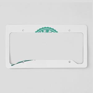 single-payer-unum-CAP License Plate Holder