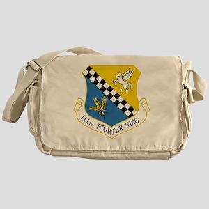 111th FW Messenger Bag