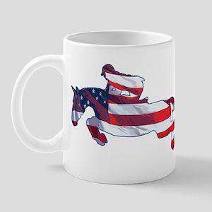 Hunter Jumper American Horse Mug