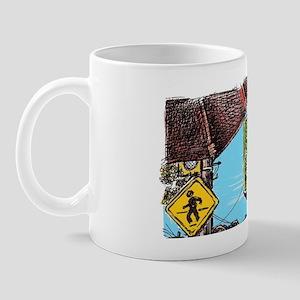 Democrat's Secret Weapon: Vote! Mug