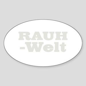 Rauh Welt Sticker
