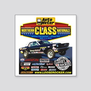 """Northern Class Nationals ba Square Sticker 3"""" x 3"""""""