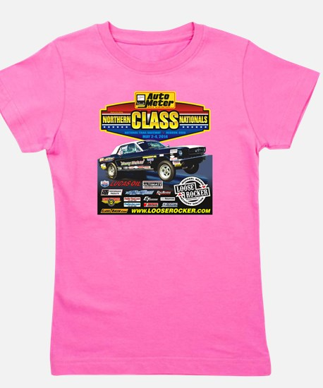 Northern Class Nationals back Girl's Tee