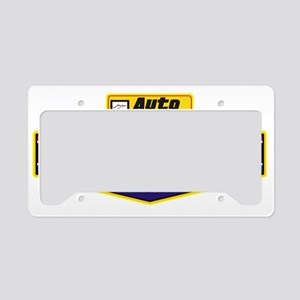 Northern Class Nationals License Plate Holder