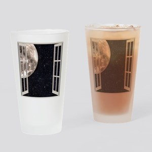 Magical Moon Drinking Glass