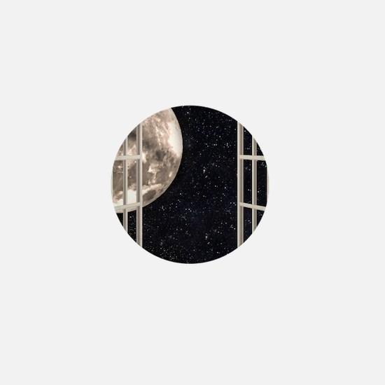 Magical Moon Mini Button