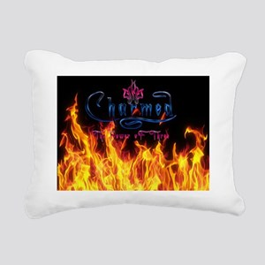 Charmed the power of thr Rectangular Canvas Pillow