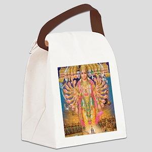 vishnu Canvas Lunch Bag