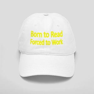 BORN TO READ Cap