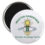 Master Gardener Logo02 Magnet
