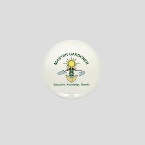 Master Gardener Logo02 Mini Button