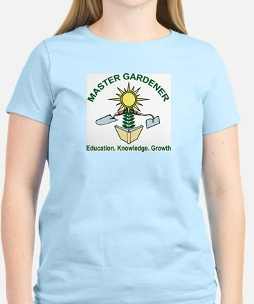 Master Gardener Logo02 Women's Light T-Shirt