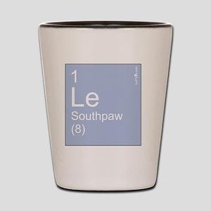 Element Southpaw Shot Glass