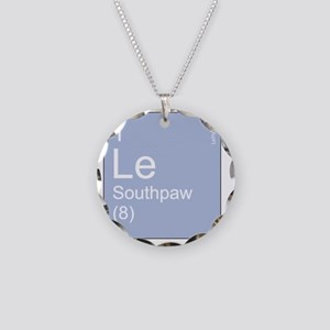 Element Southpaw Necklace Circle Charm