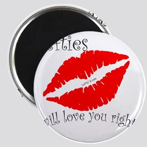 Lefties will love you right! Magnet