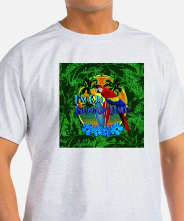 Island Time Surfboards T-Shirt