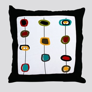 MCM Art 99 Shower curtain Throw Pillow