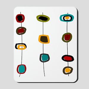 MCM Art 99 Shower curtain Mousepad