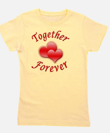 Together Forever Girl's Tee