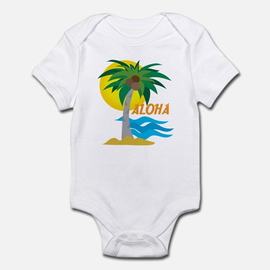 Aloha Infant Bodysuit