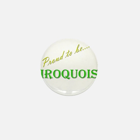 Iroquois Mini Button