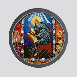 St. Bede Wall Clock