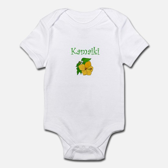 Hawaiin Baby Style Infant Bodysuit