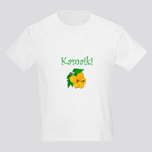 Hawaiin Baby Style Kids Light T-Shirt