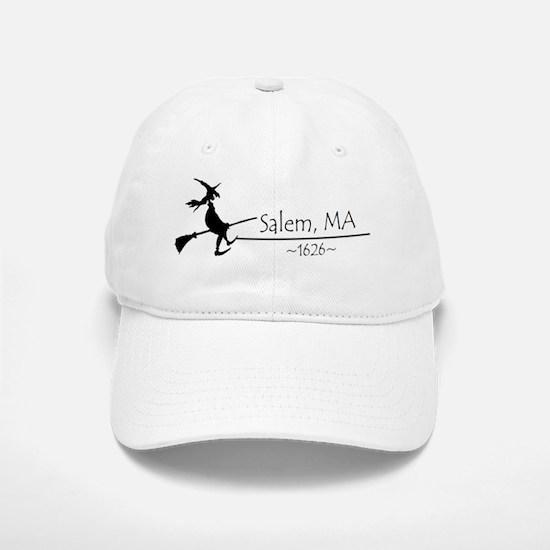 Salem, MA 1626 Baseball Baseball Cap
